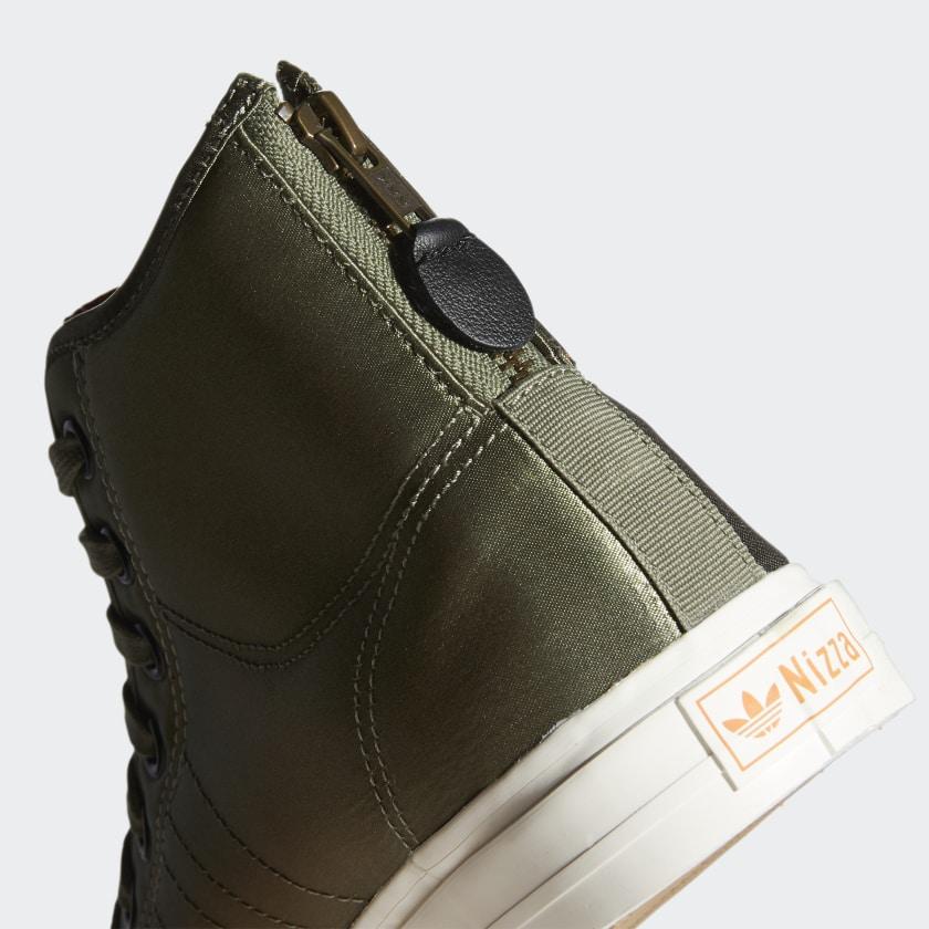 thumbnail 13 - adidas-Originals-Nizza-Hi-RF-Shoes-Men-039-s