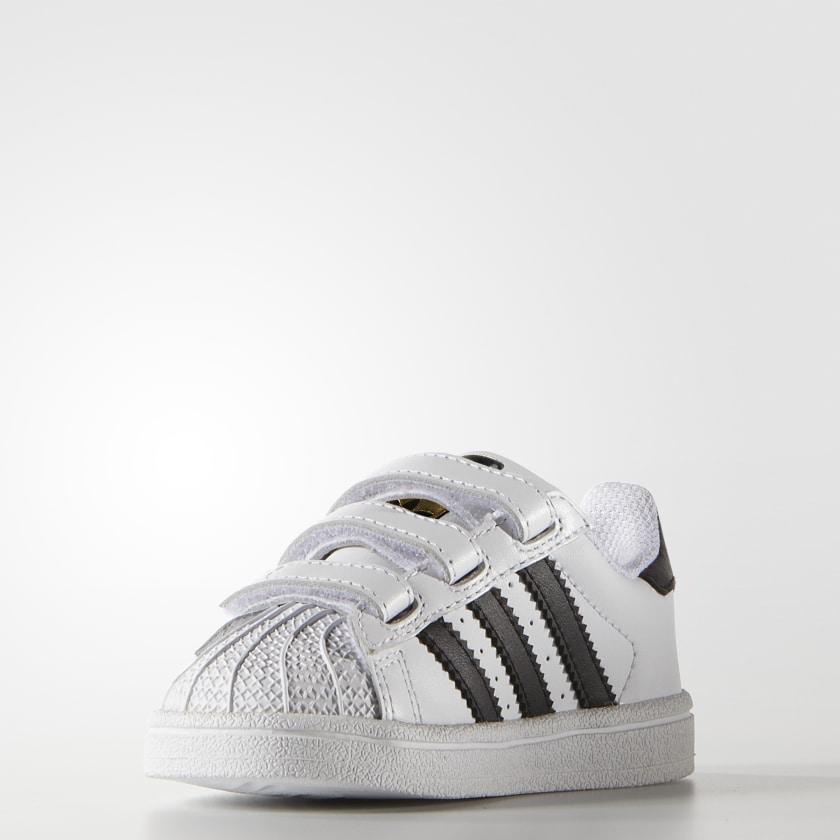 Superstar Foundation Comfort Straps Shoes