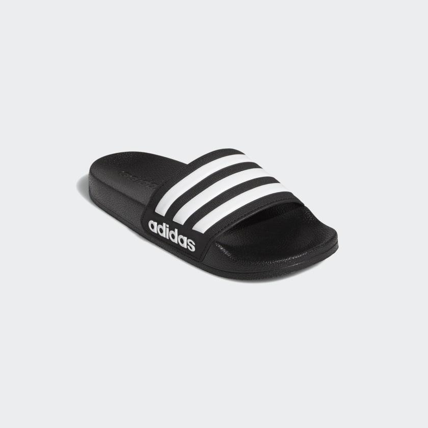 adidas Adilette Shower Slides Kids' | eBay