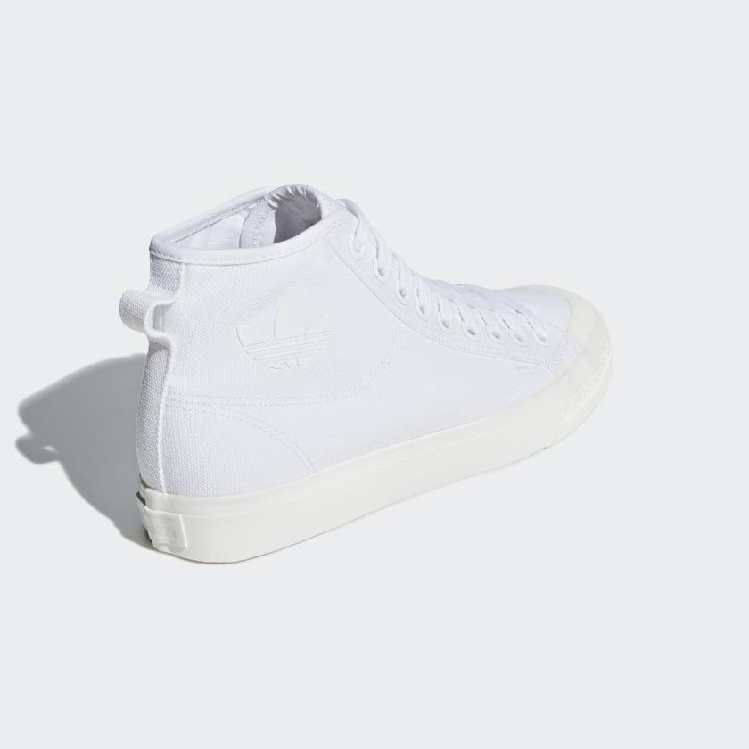 thumbnail 14 - adidas Originals Nizza High Top Shoes Men's