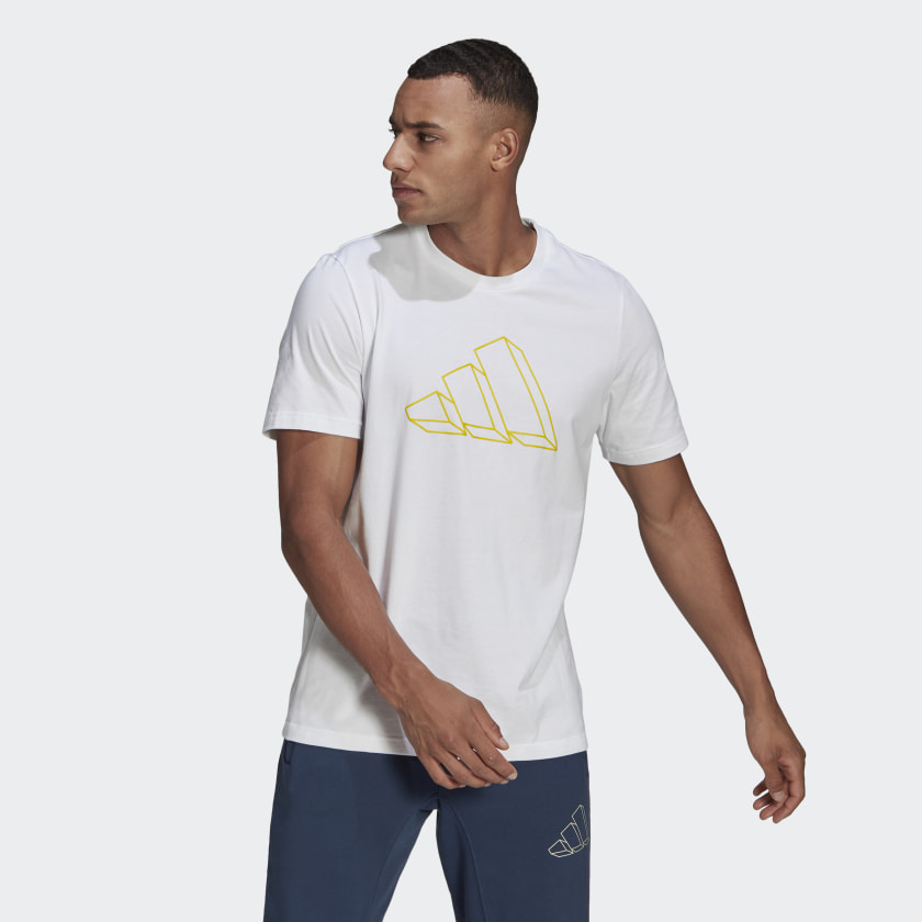 thumbnail 8 - adidas  Sportswear Graphic Tee Men's
