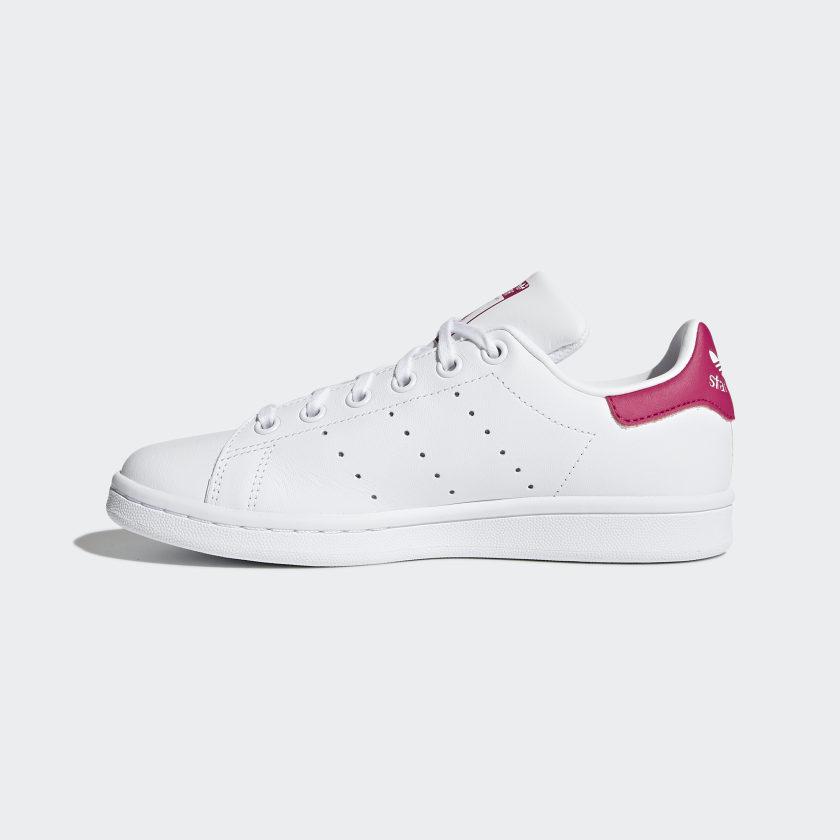 adidas-Stan-Smith-Shoes-Kids-039 thumbnail 14
