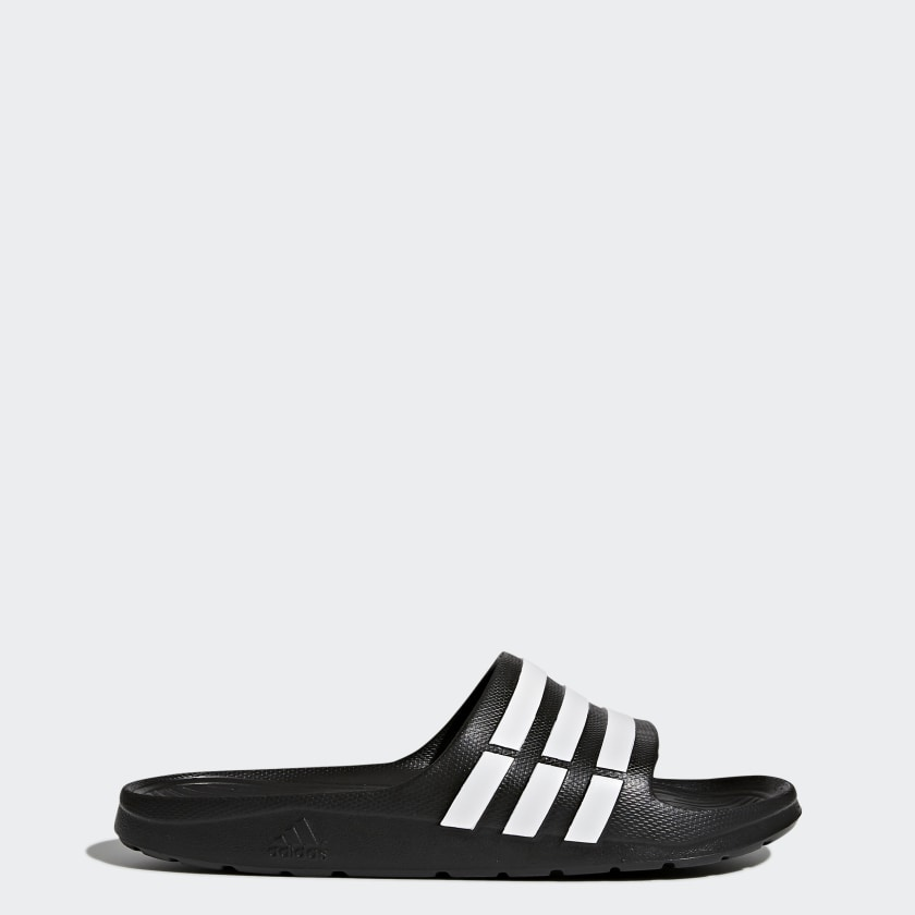 adidas-Duramo-Slides-Men-039-s thumbnail 15
