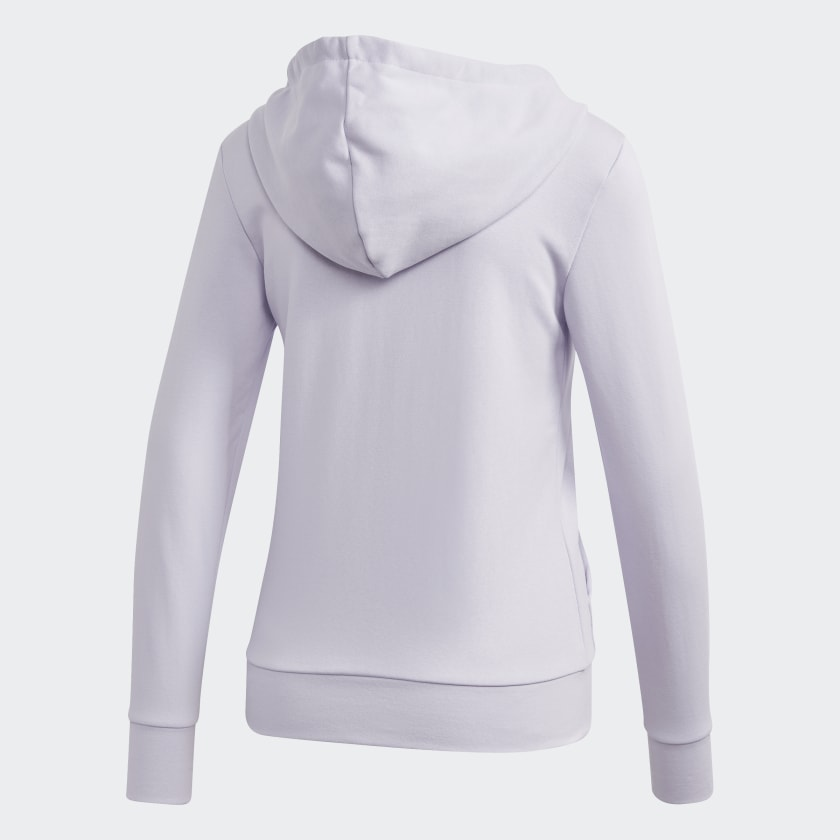 adidas-Essentials-Linear-Hoodie-Women-039-s thumbnail 32