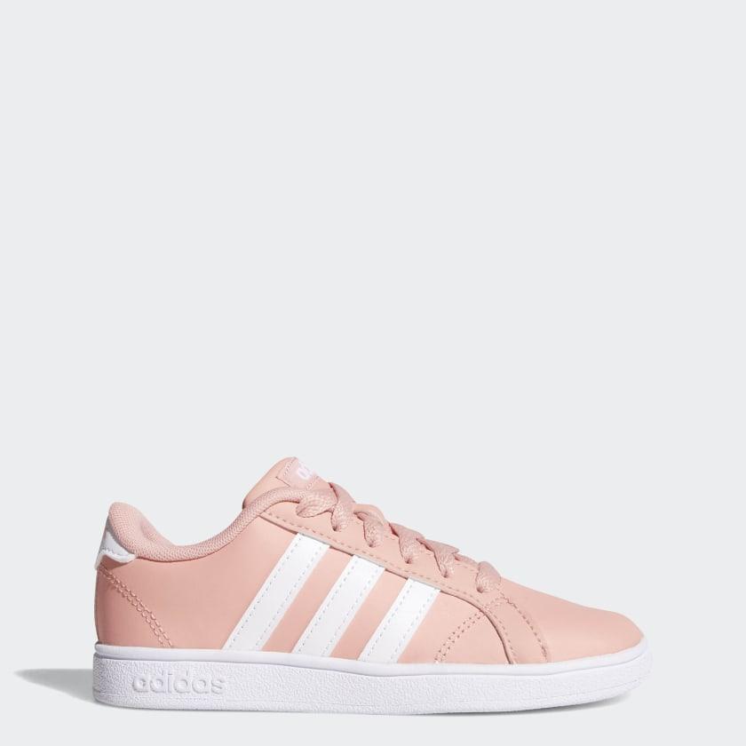 adidas-Baseline-Shoes-Kids-039 thumbnail 6