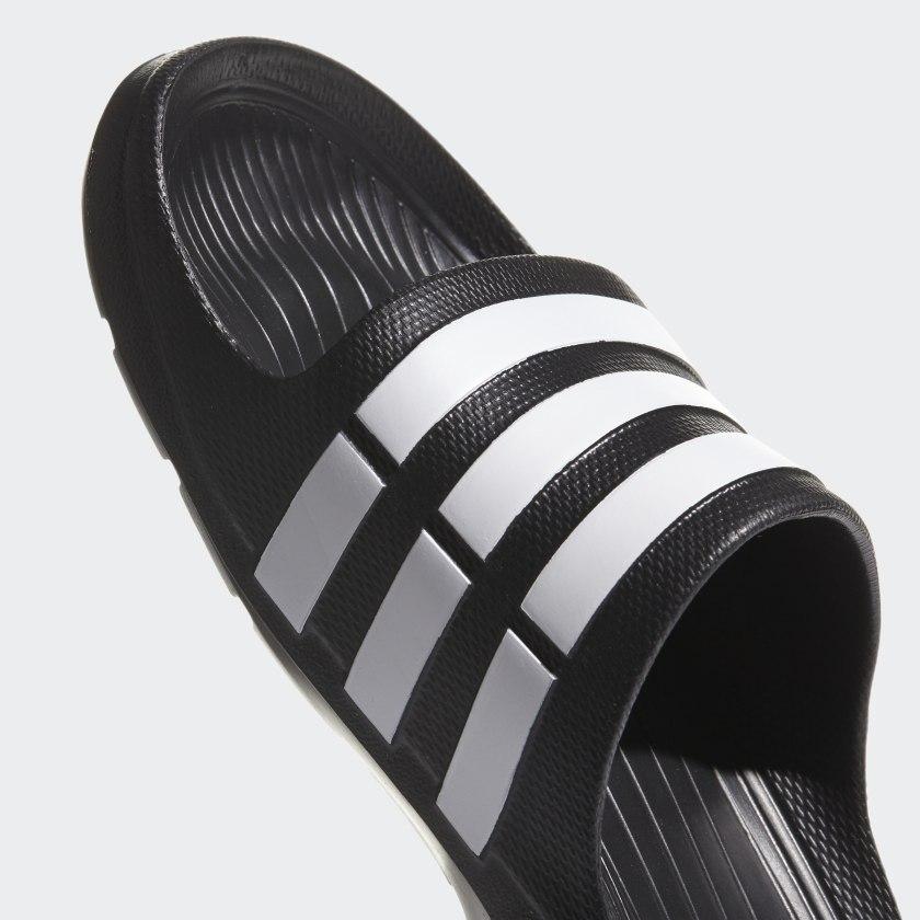adidas-Duramo-Slides-Men-039-s thumbnail 13