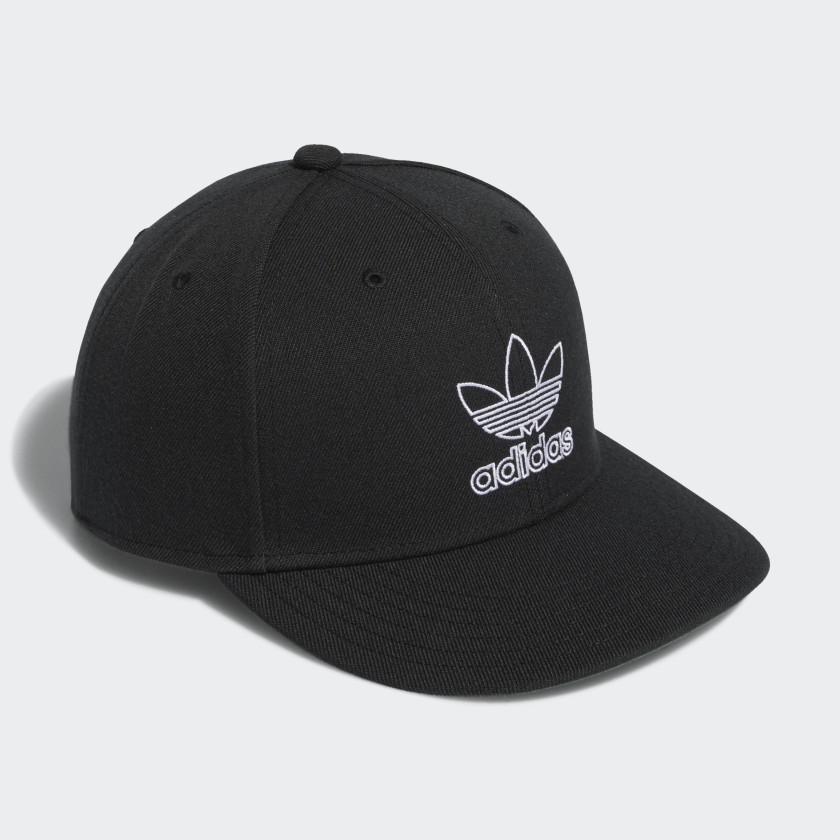 adidas-Originals-Signature-Outline-Snapback-Hat-Men-039-s thumbnail 14