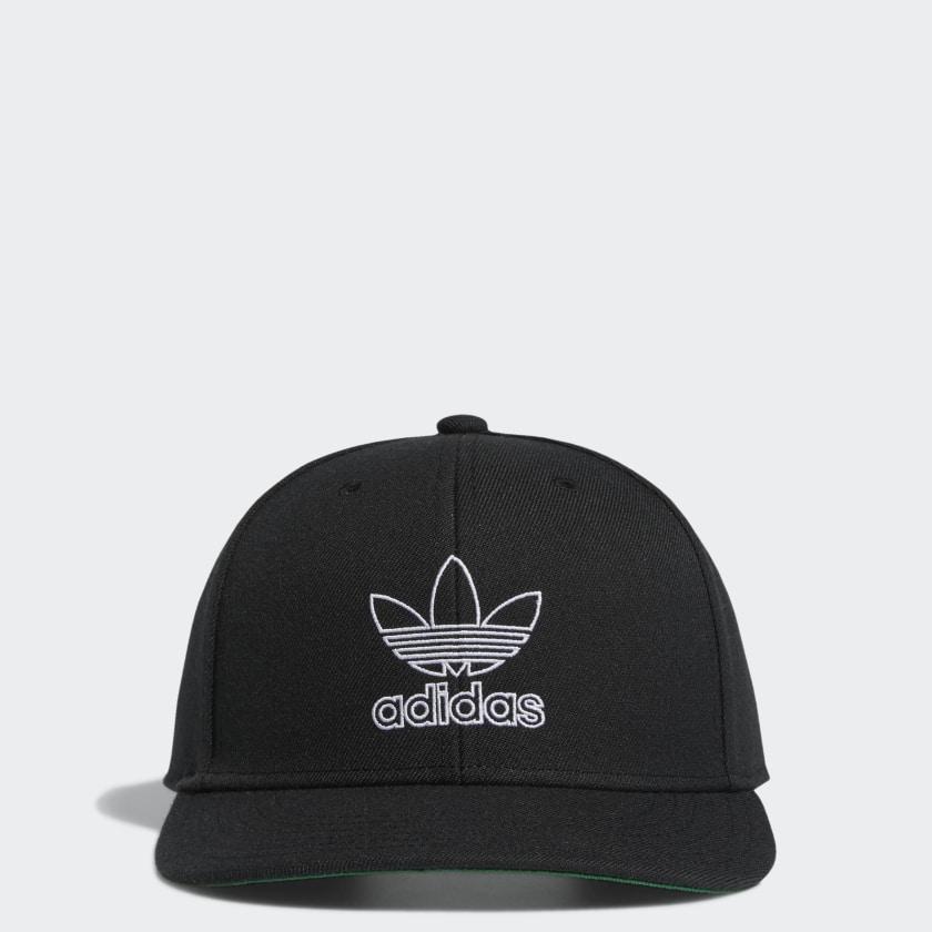adidas-Originals-Signature-Outline-Snapback-Hat-Men-039-s thumbnail 15