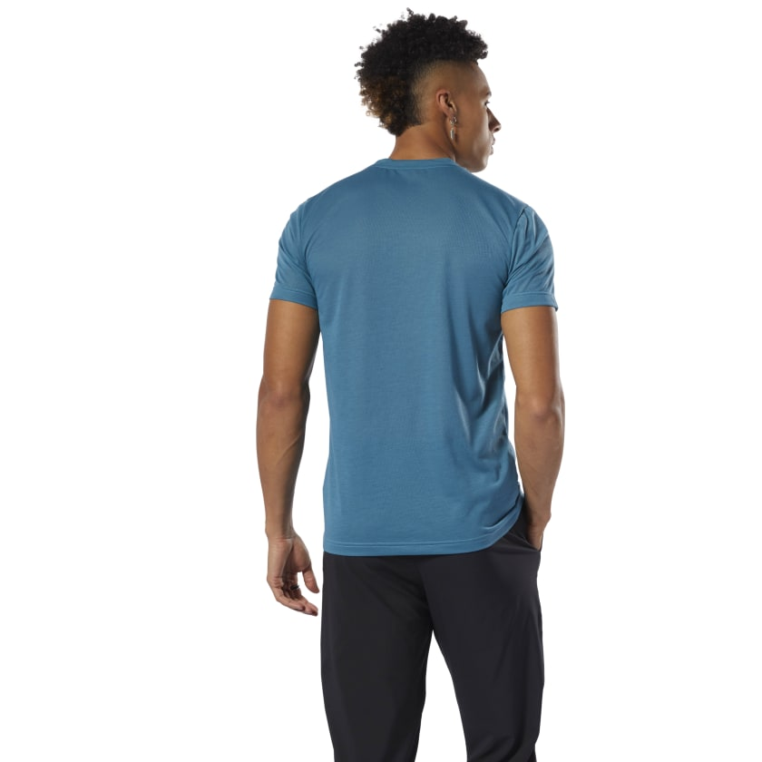 Reebok-Men-039-s-Training-SpeedWick-Tee miniature 48