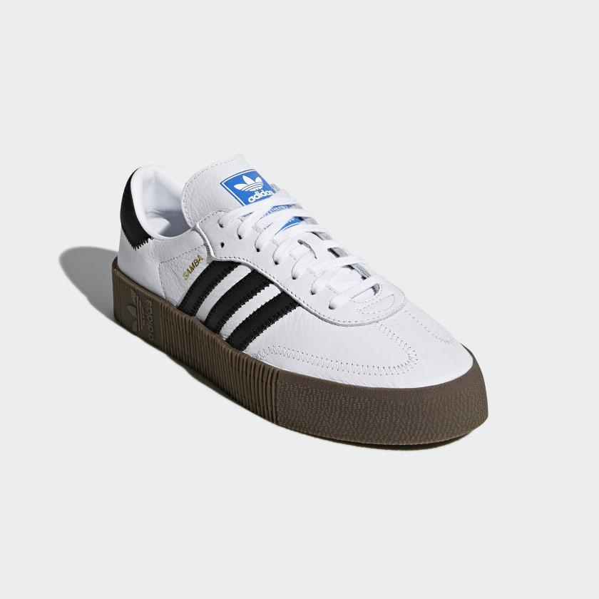 adidas-Originals-SAMBAROSE-Shoes-Women-039-s thumbnail 12