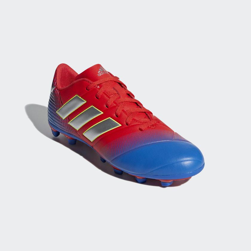 Calzado de Fútbol NEMEZIZ MESSI 18.4 FxG