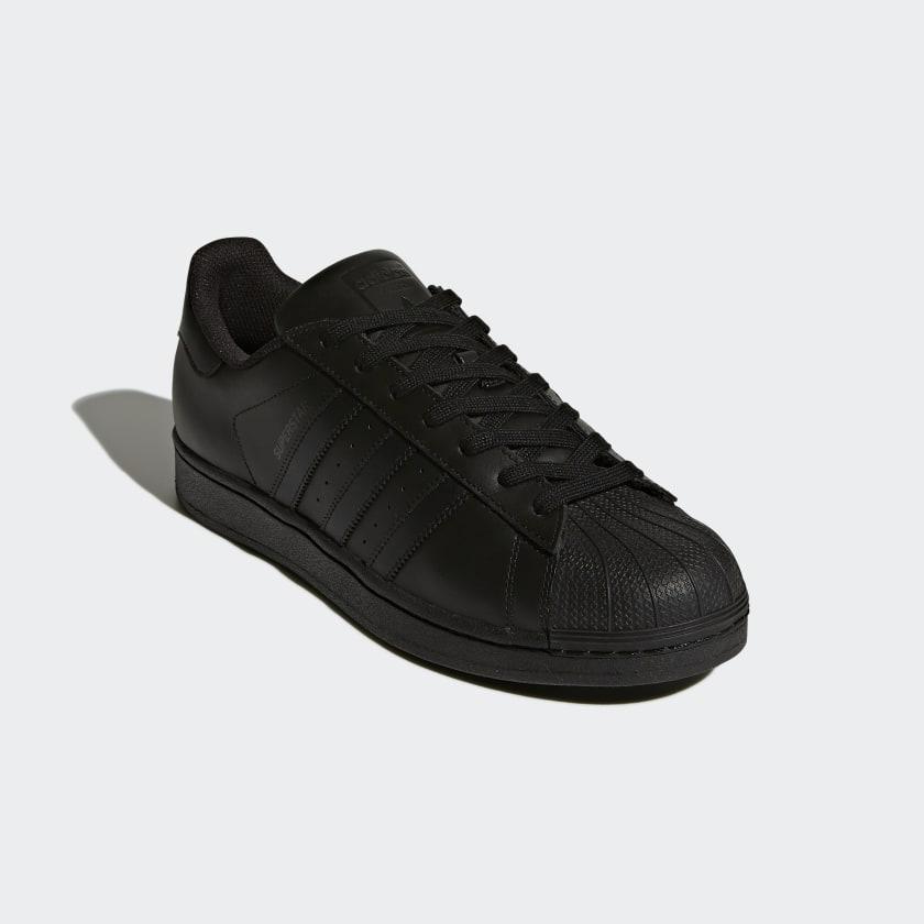ed0fe5fe124c adidas Superstar Foundation Schuh - schwarz   adidas Austria