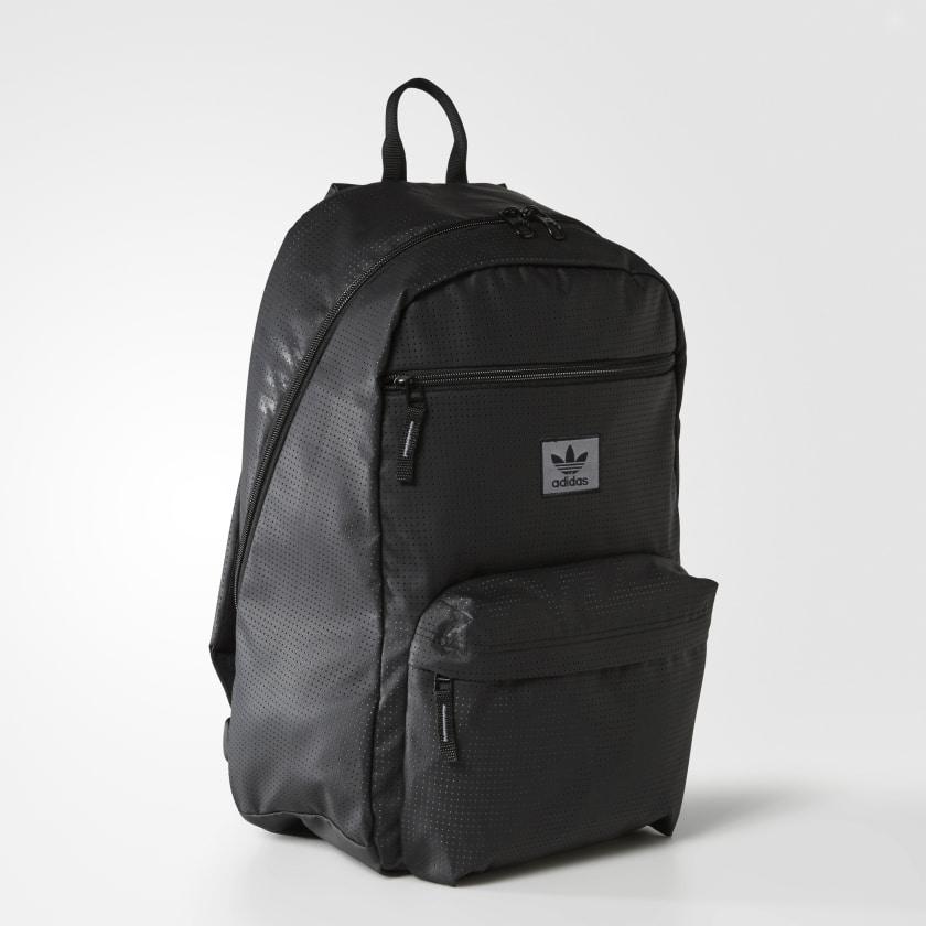 151eada5790 adidas National Plus Backpack - Black   adidas US