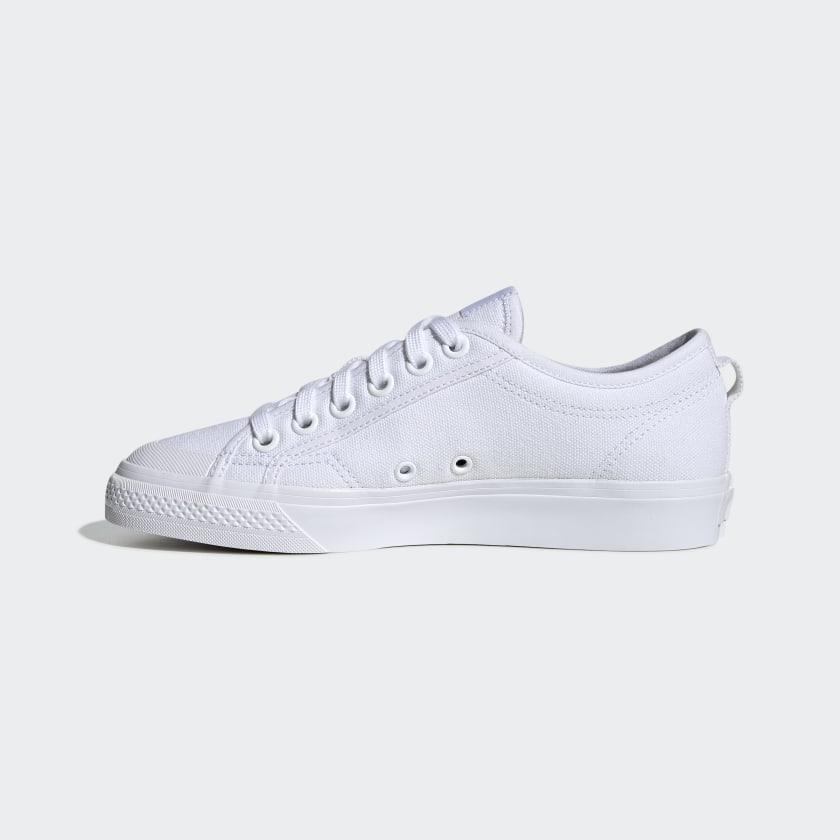 adidas-Originals-Nizza-Trefoil-Shoes-Women-039-s thumbnail 23