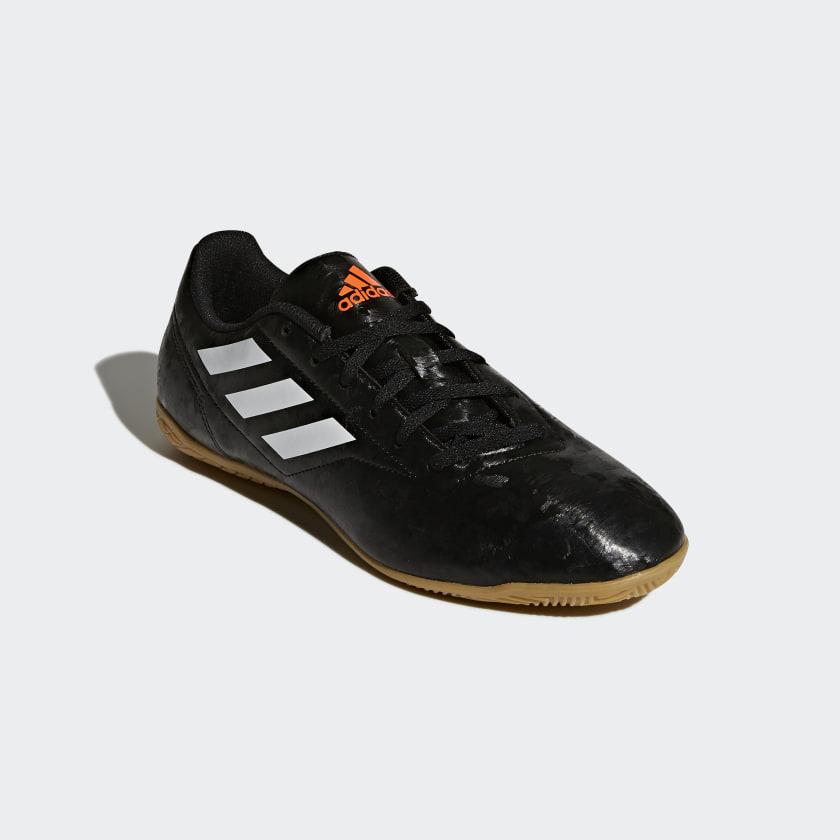 adidas Conquisto II Indoor Shoes - Black  6e6a6f4587f76