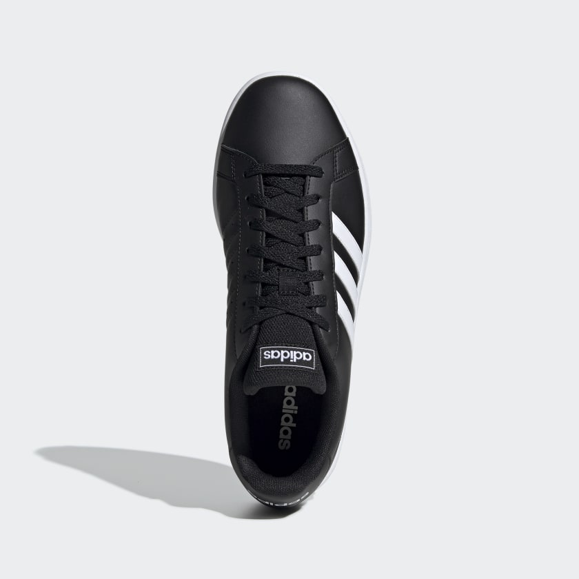 adidas-Grand-Court-Base-Shoes-Men-039-s thumbnail 12