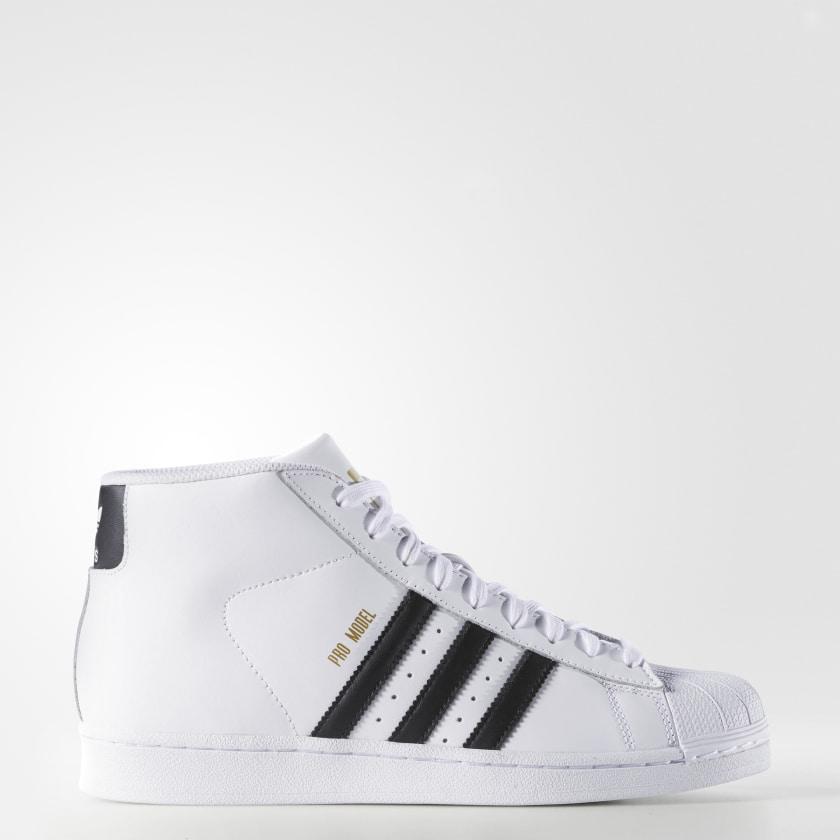 adidas-Originals-Pro-Model-Shoes-Men-039-s thumbnail 14