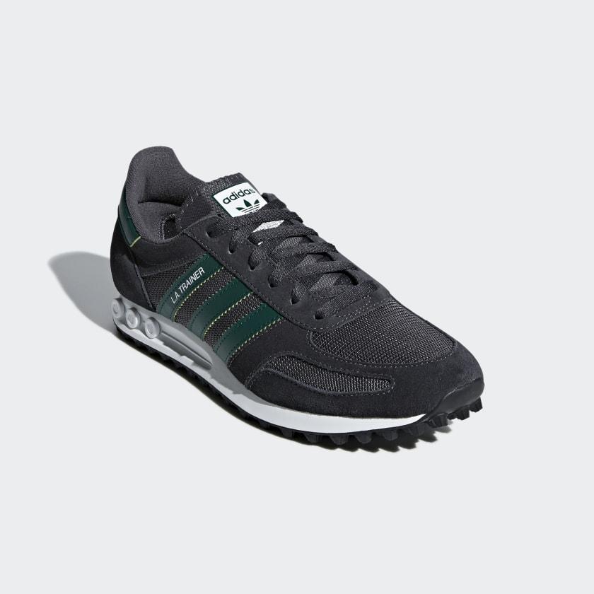 adidas Sapatos LA Trainer - Cinzento  b79e93dc4b931