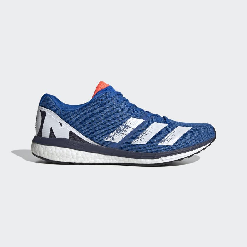 adidas-Adizero-Boston-8-Shoes-Men-039-s thumbnail 13