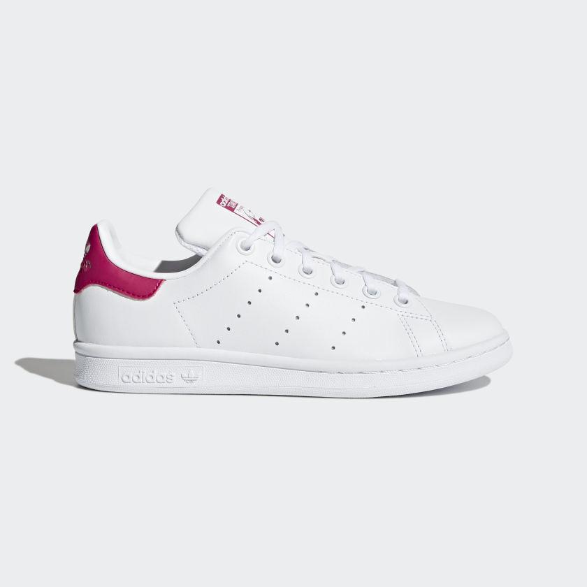 adidas-Stan-Smith-Shoes-Kids-039 thumbnail 15