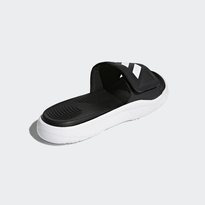 adidas-Alphabounce-Basketball-Slides-Men-039-s thumbnail 22