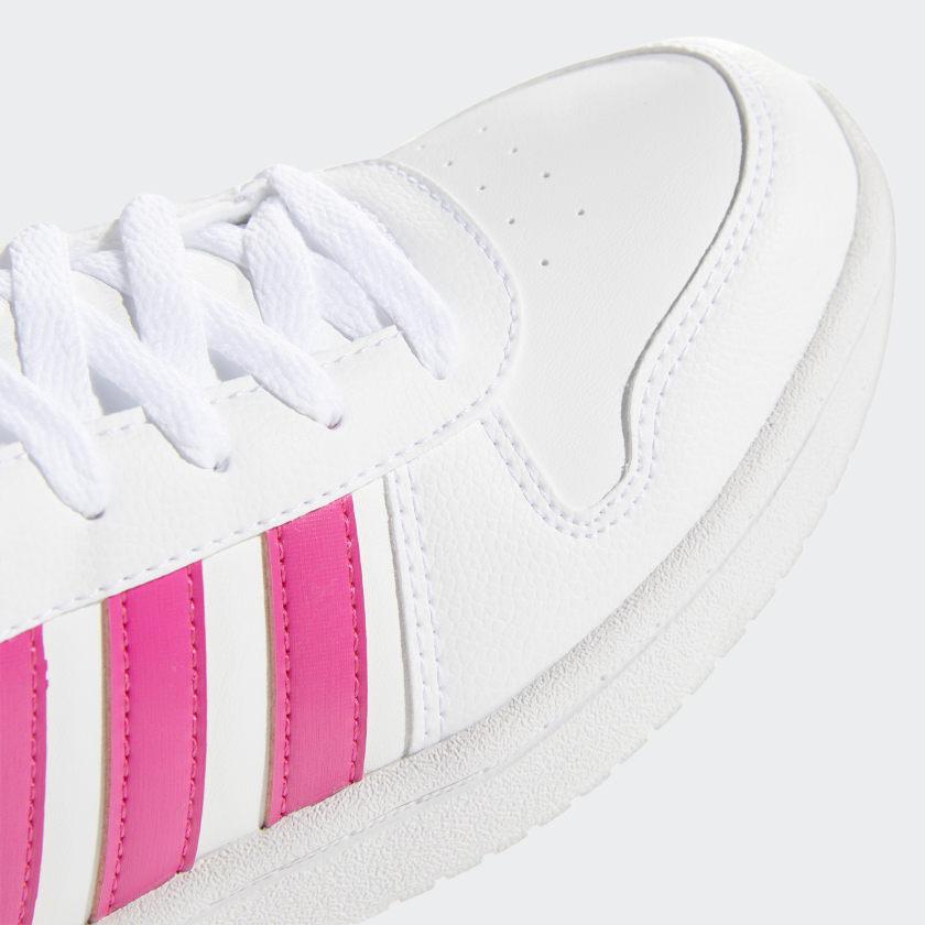 adidas-Hoops-2-0-Mid-Shoes-Kids-039 thumbnail 12