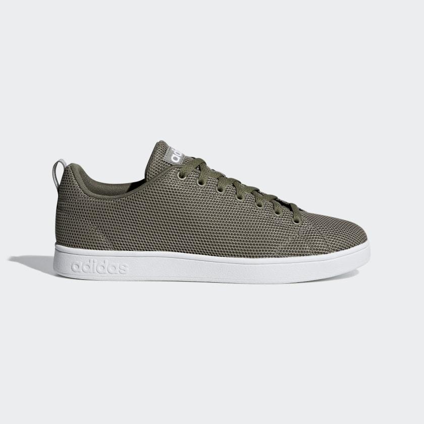 adidas-VS-Advantage-Clean-Shoes-Men-039-s thumbnail 17