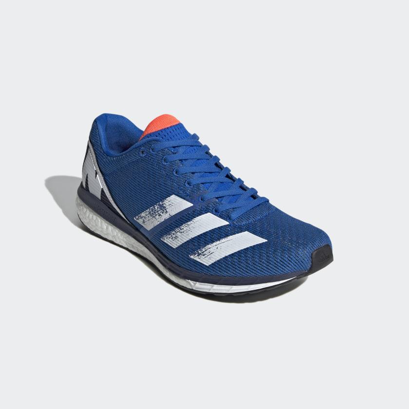 adidas-Adizero-Boston-8-Shoes-Men-039-s thumbnail 14