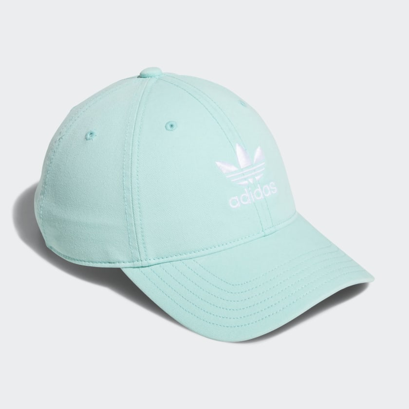 Relaxed Strapback Cap