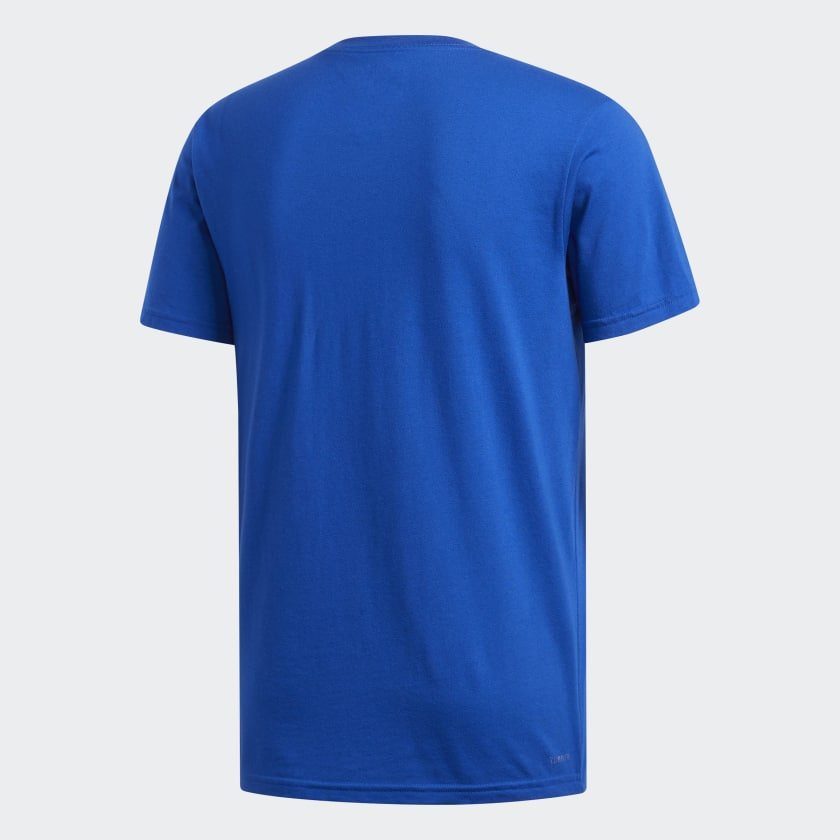 adidas-Badge-of-Sport-Classic-Tee-Men-039-s thumbnail 17