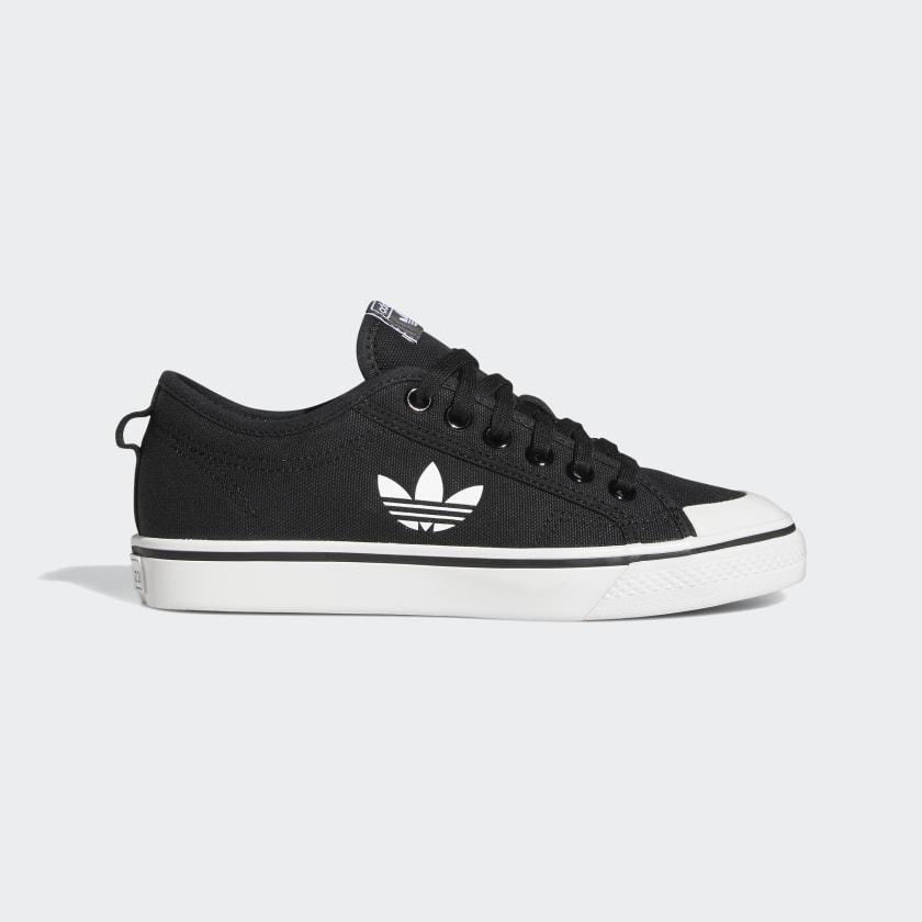 adidas-Originals-Nizza-Trefoil-Shoes-Women-039-s thumbnail 15