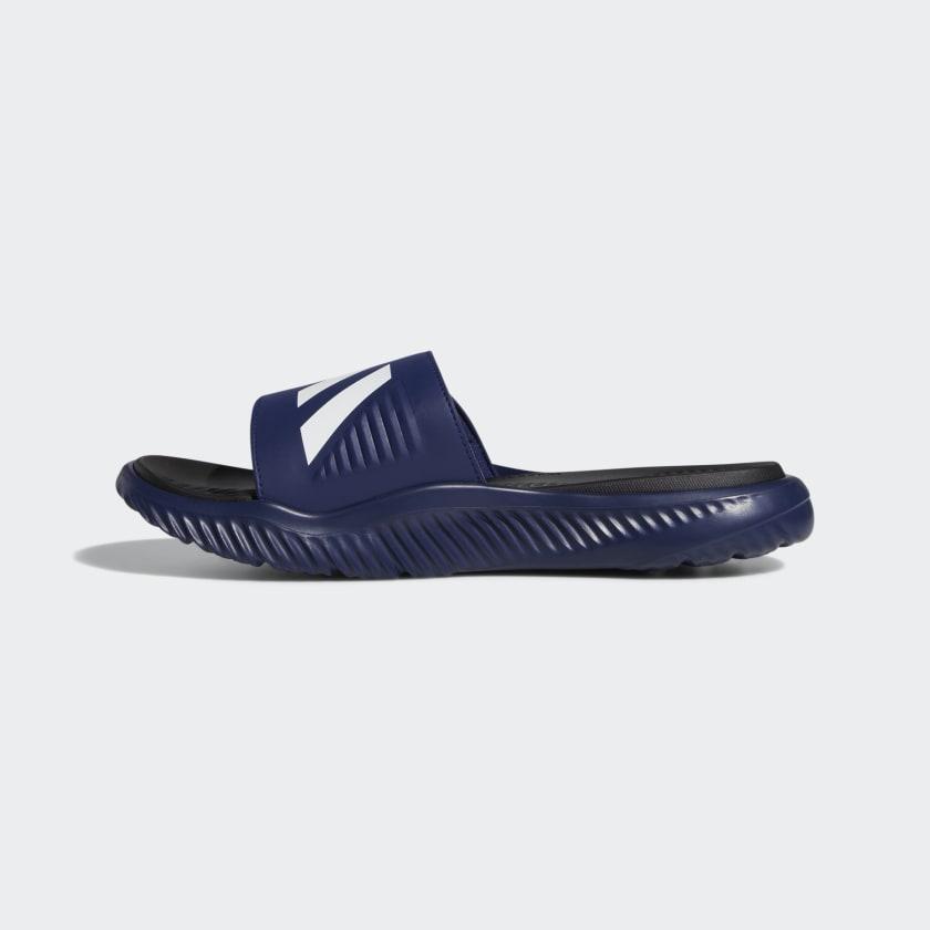 adidas-Alphabounce-Basketball-Slides-Men-039-s thumbnail 41
