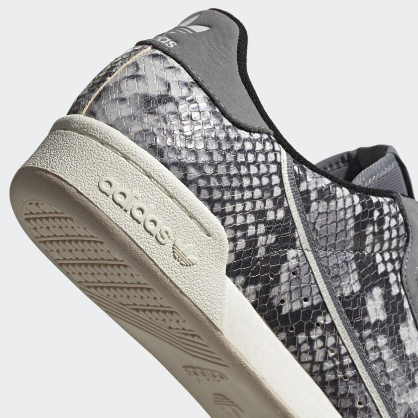 miniature 17 - Adidas Originals Continental 80 chaussures homme
