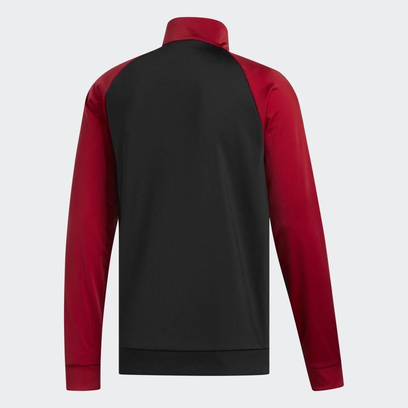 adidas-Essentials-3-Stripes-Track-Jacket-Men-039-s thumbnail 26