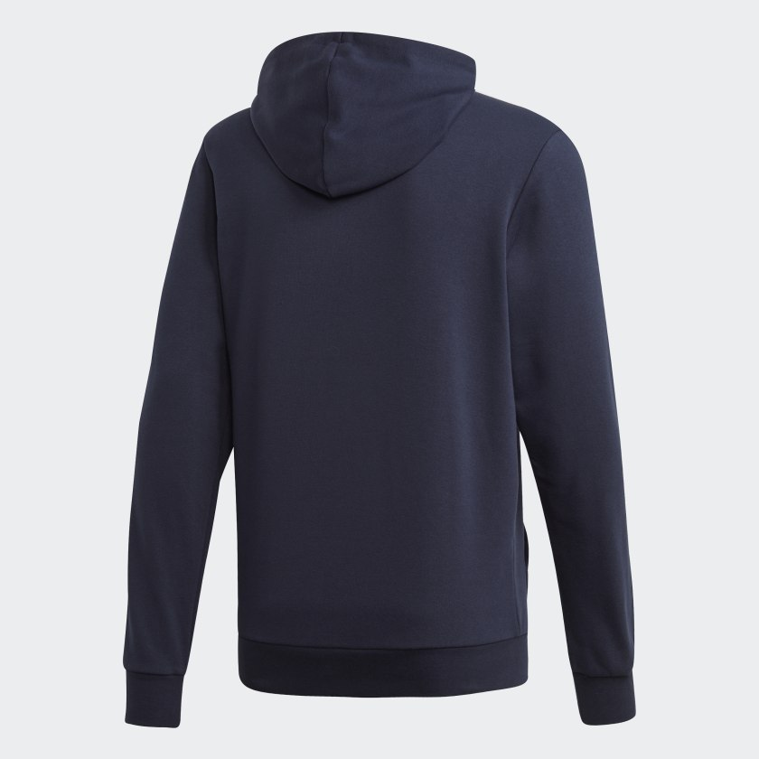 adidas-Essentials-3-Stripes-Hoodie-Men-039-s thumbnail 22