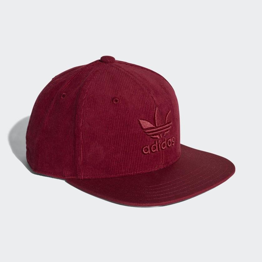 Trefoil Snapback Cap