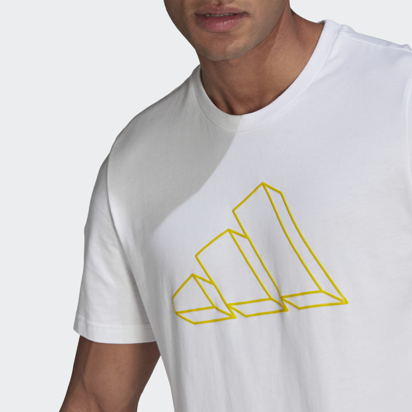 thumbnail 13 - adidas  Sportswear Graphic Tee Men's