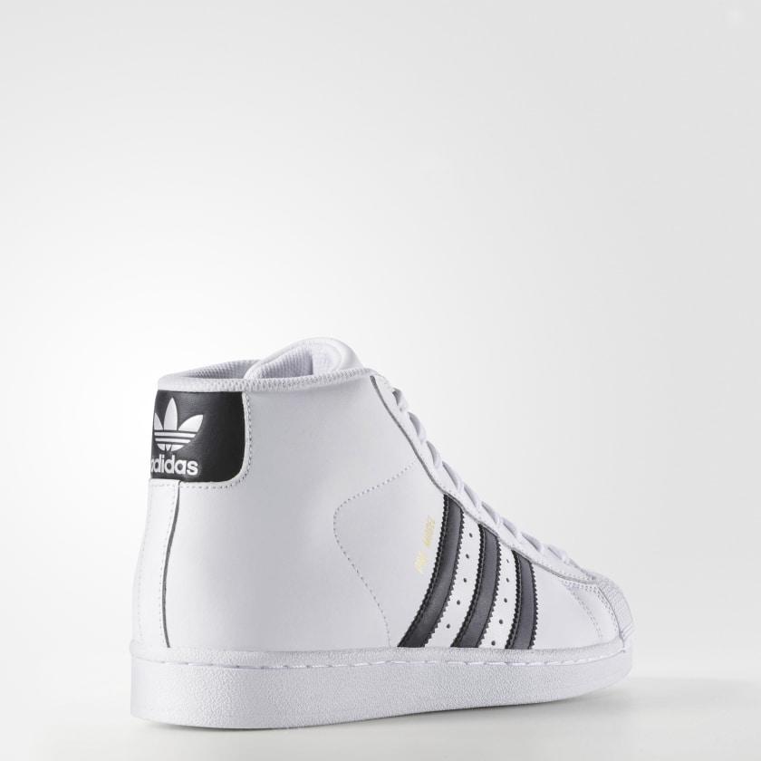 adidas-Originals-Pro-Model-Shoes-Men-039-s thumbnail 15