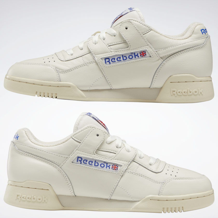 Homme-Reebok-Workout-Plus-1987-tv-Chaussures miniature 15