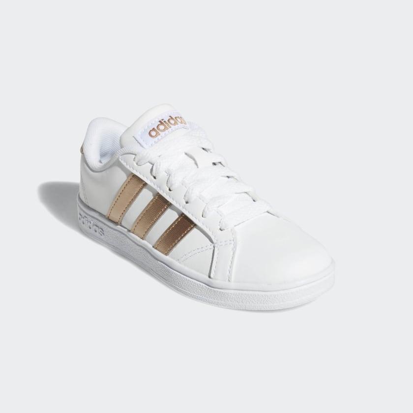 adidas-Baseline-Shoes-Kids-039 thumbnail 13