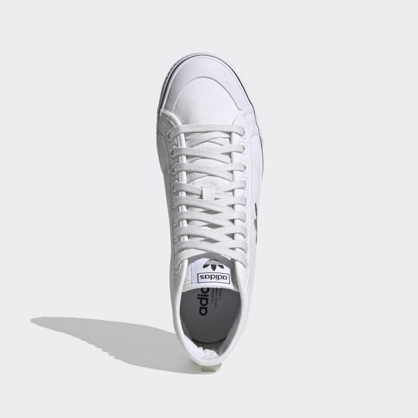 adidas-Originals-Nizza-Hi-Shoes-Men-039-s thumbnail 14