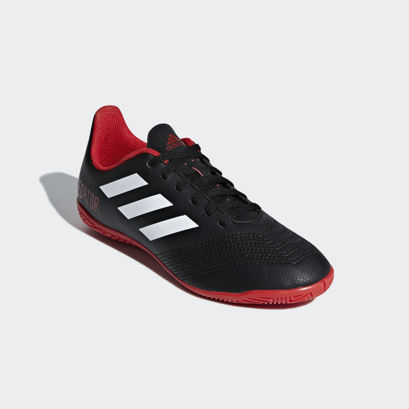 Chuteira Predator Tango 18.4 Futsal - Preto adidas  5544f52b995a5