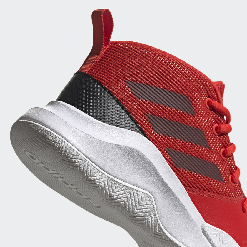 adidas-OwnTheGame-Wide-Shoes-Kids-039 thumbnail 14