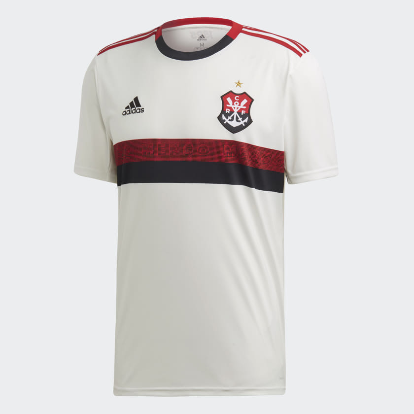 a6ebfd11ce Details about 2019/2020 FLAMENGO away JERSEY AUTHENTIC ADIDAS