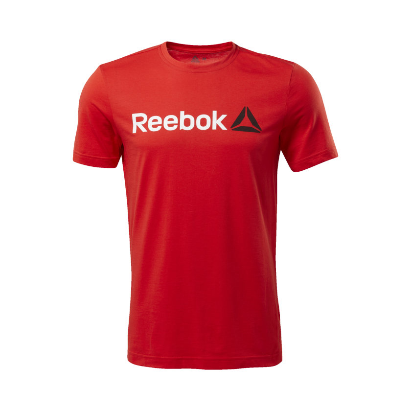 Reebok-Men-039-s-Linear-Read-Tee thumbnail 31