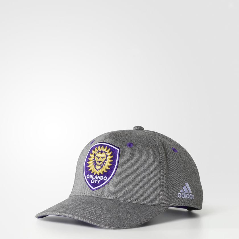 Orlando City Structured Hat