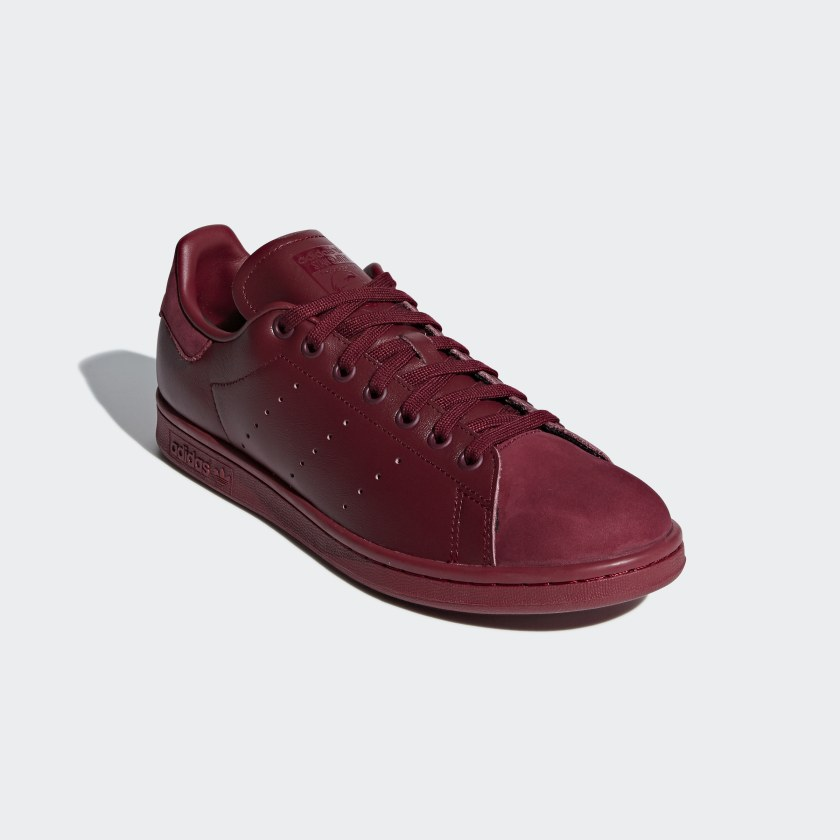 589860ea743a13 Chaussure Stan Smith - rouge adidas   adidas France