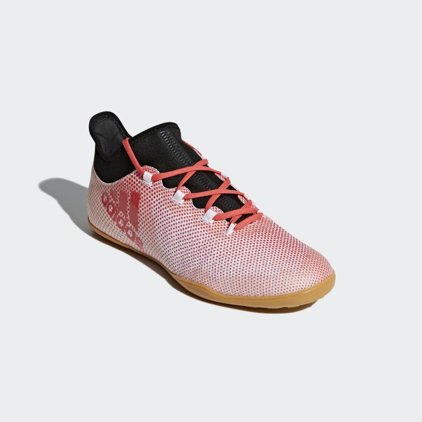 Chuteira X 17.3 Futsal - Cinza adidas  8b67ef6845cdd