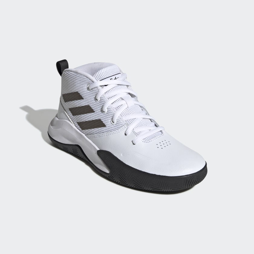 adidas-OwnTheGame-Wide-Shoes-Kids-039 thumbnail 30