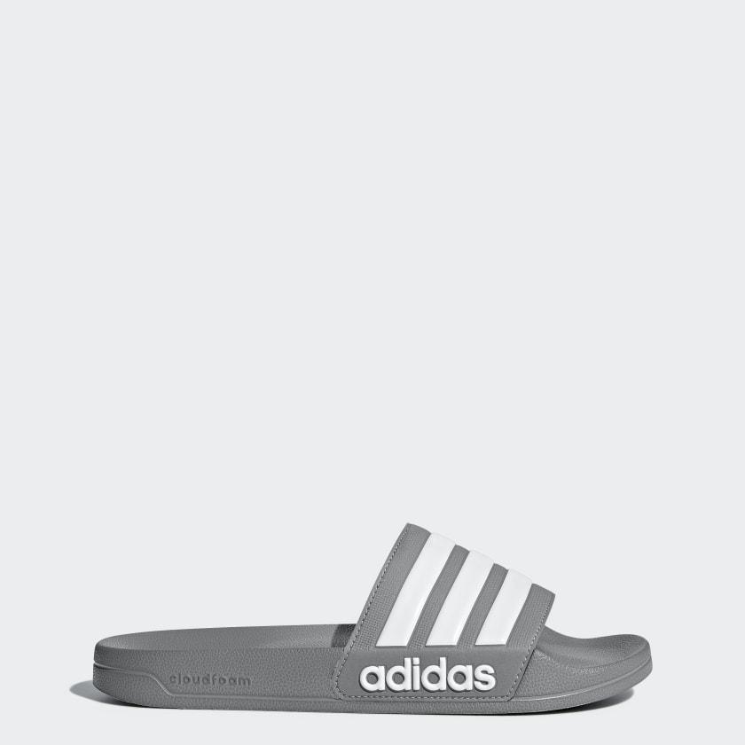 adidas-Adilette-Cloudfoam-Slides-Men-039-s thumbnail 40